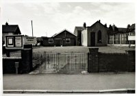 Somercotes Hill Methodist Chapel now Demolished